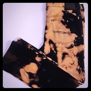 David Bitton Buffalo bleached jeans W38 L34
